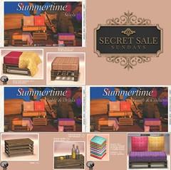 Petit Chat : Summertime Set @ Secret Sale Sundays