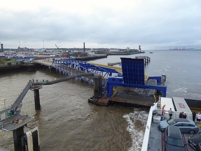 Birkenhead 12 Quays Ferry Terminal