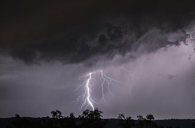 The Destructive Power of Lightning