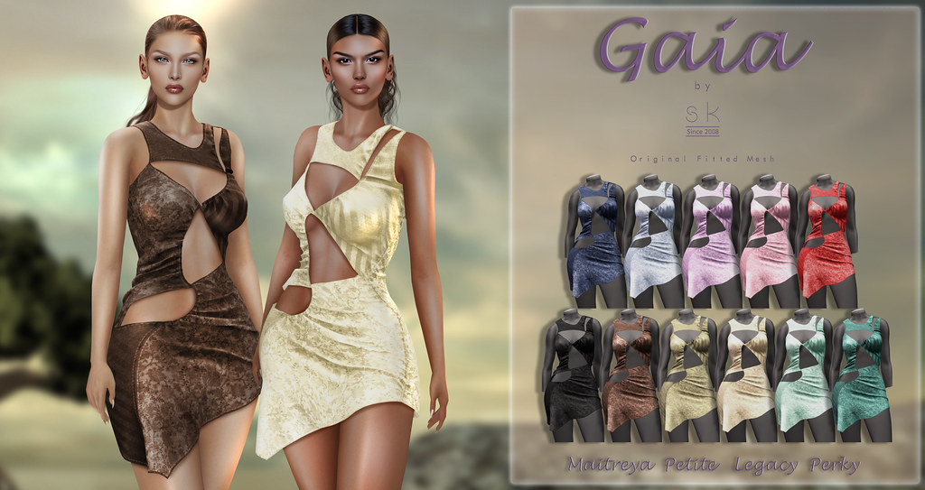Gaia by SK poster