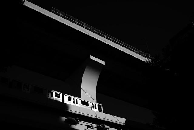 Viaducto y dúo de viaductos