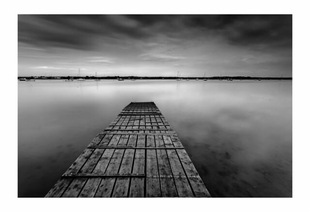 Jetty | Mersea Island, Essex
