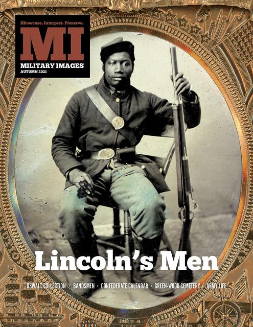 Military Images magazine cover, Autumn 2021