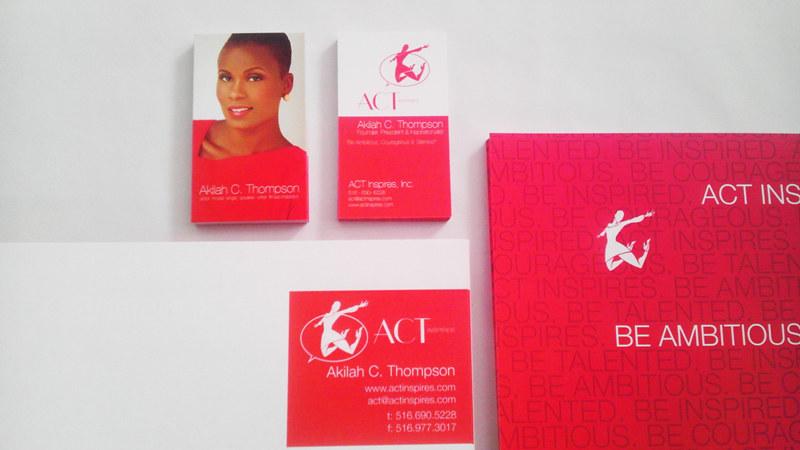 ACT Inspires Print Material