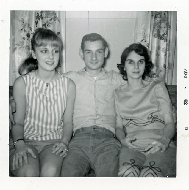 Girl & Couple, 1962