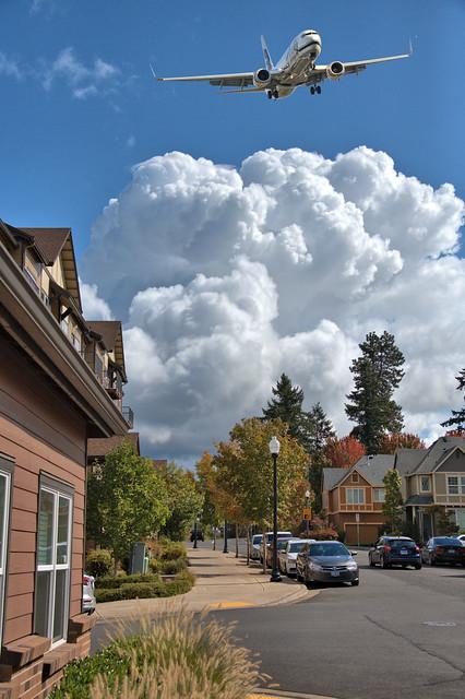 Massive Ominous Cloud