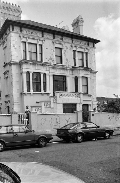 House, Tottenham, Haringey, 1991, 91-5f-61