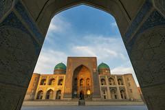 Uzbek Doorway 15a