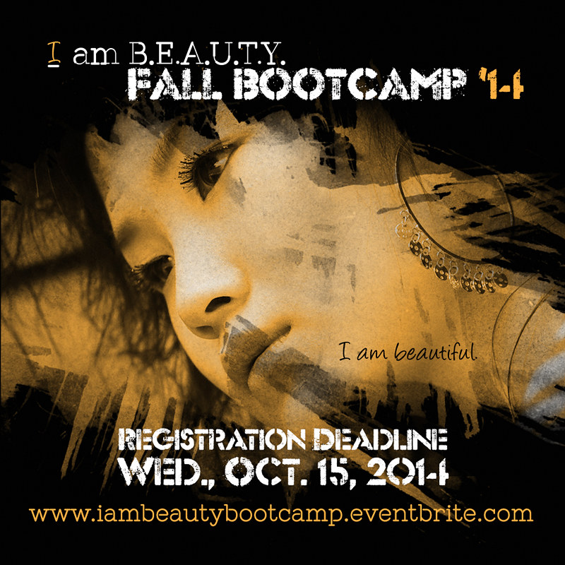 1/5 Social Media Flyer for Fall 2014 Bootcamp