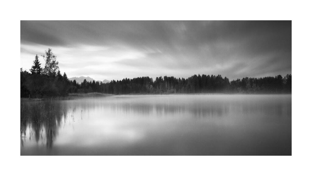 Lake Hegratsried, Germany 2020