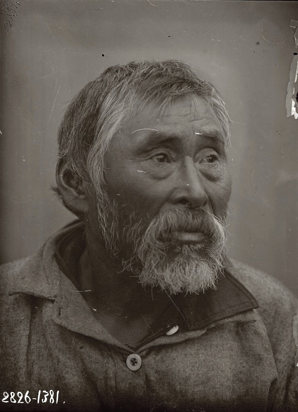 1909. Июнь - июль. Дионисий Худяков. Атту остров