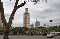 Nairobi: Parliament Building