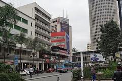 Nairobi: Kimathi Street
