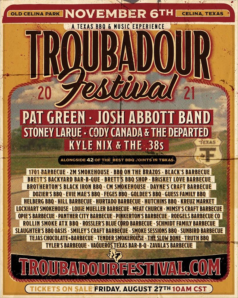 troubador Festival