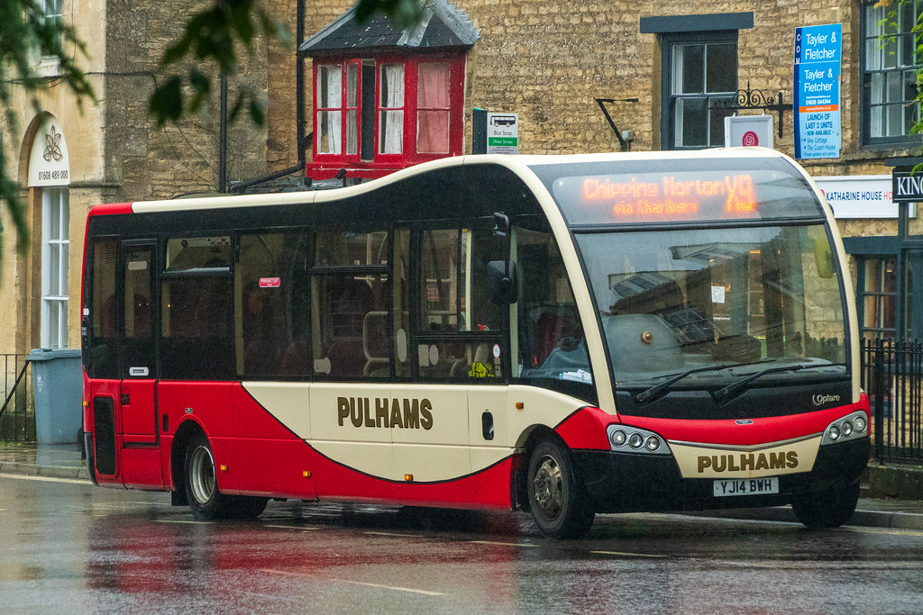 Pulham, Bourton-on-the-Water (GL) - YJ14 BWH