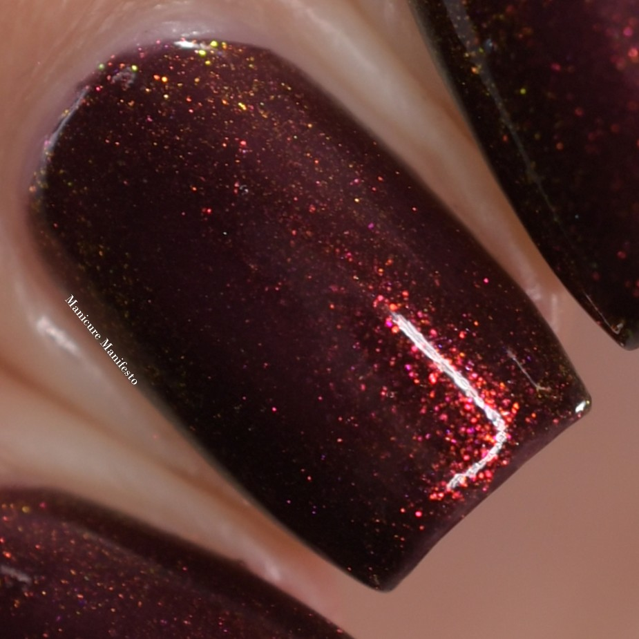 Girly Bits Cosmetics I Am The Last One review