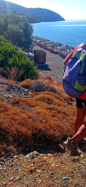 footpath to the beach 🇬🇷