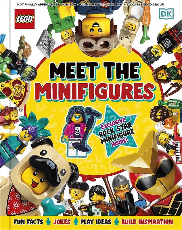 LEGO Minifigures 2022