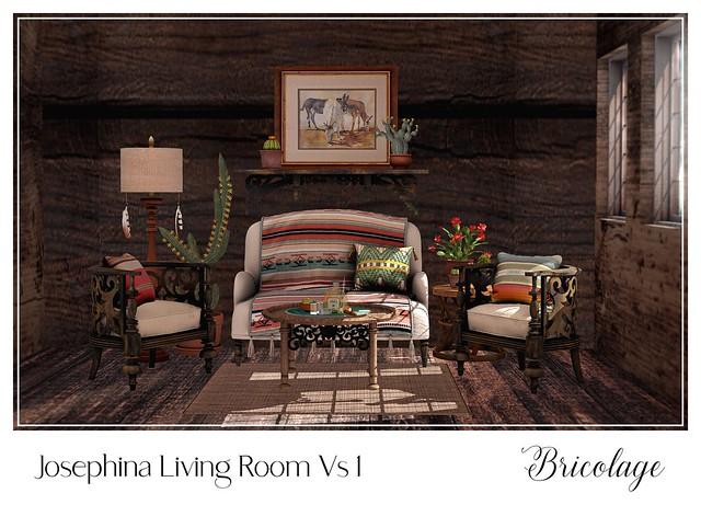 Bricolage Josephina Living Room V1