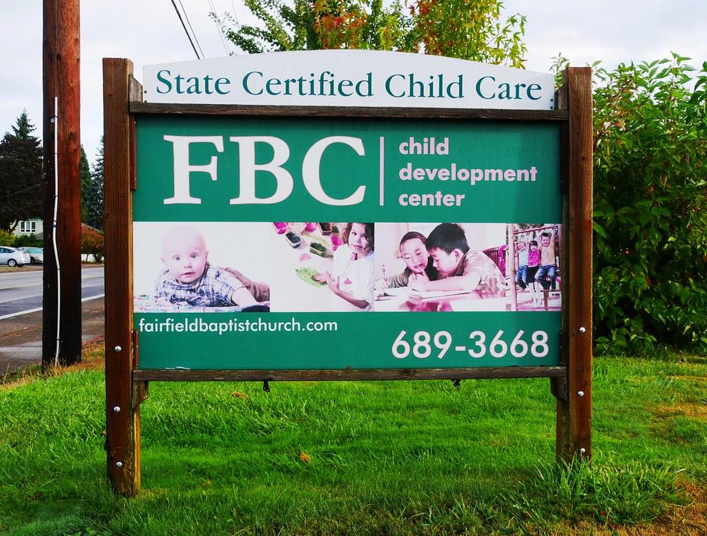 Fairfield Baptist Church Child Development Center