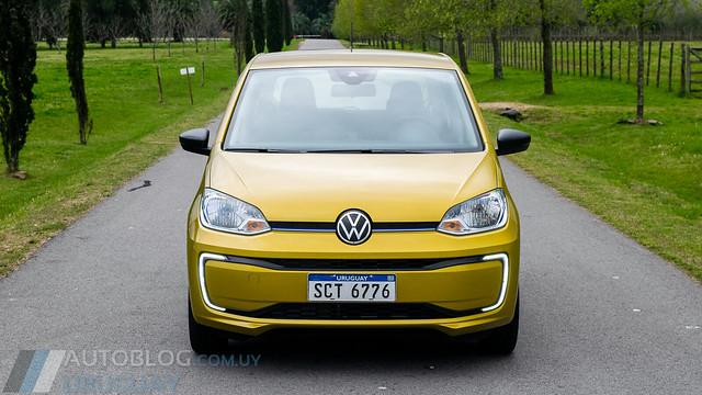 Prueba Volkswagen e-up! (36,8 kWh) A/T