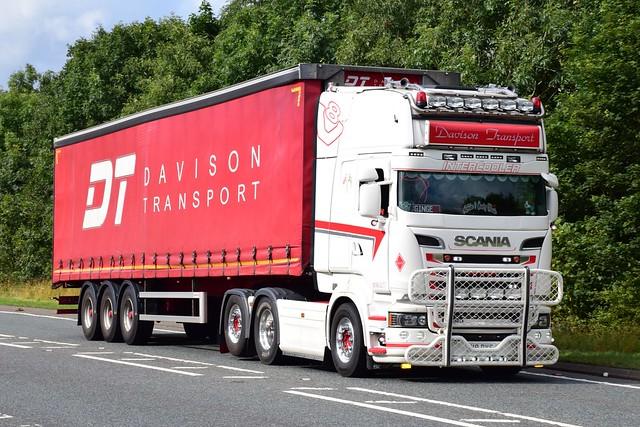 Davison Transport V8 DVS