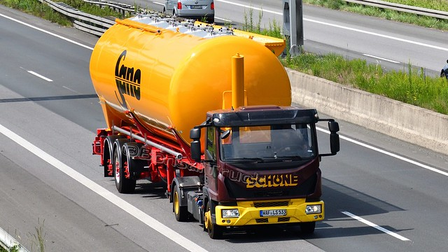 D - Schöne Lackiertechnik >Sano< Iveco Eurocargo