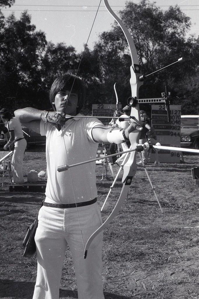 Moorabbin Archery Club 1980 Victorian Archers Andrew Fuller 776