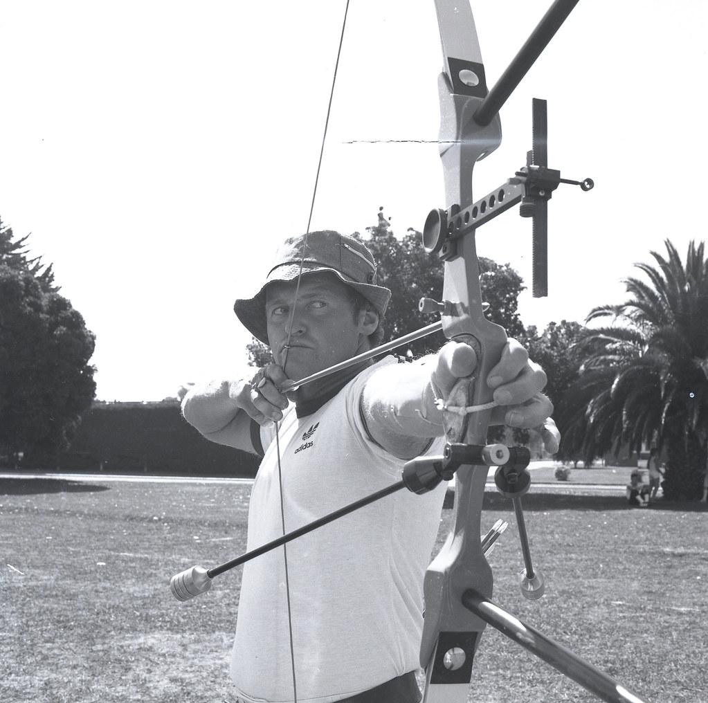 Moorabbin Archery Club 1980 Victorian Archers 779
