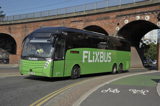 BV67JZP Flixbus FX29