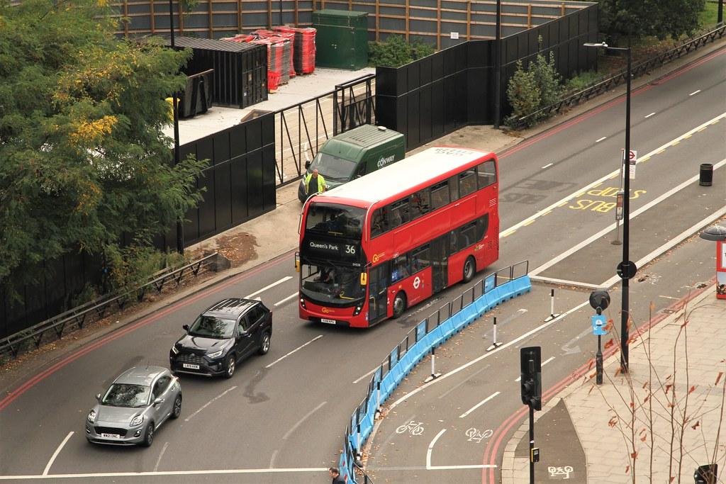 Go Ahead London Central, YX18 KPU (EH228)