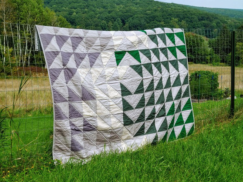 Finished Quilt!