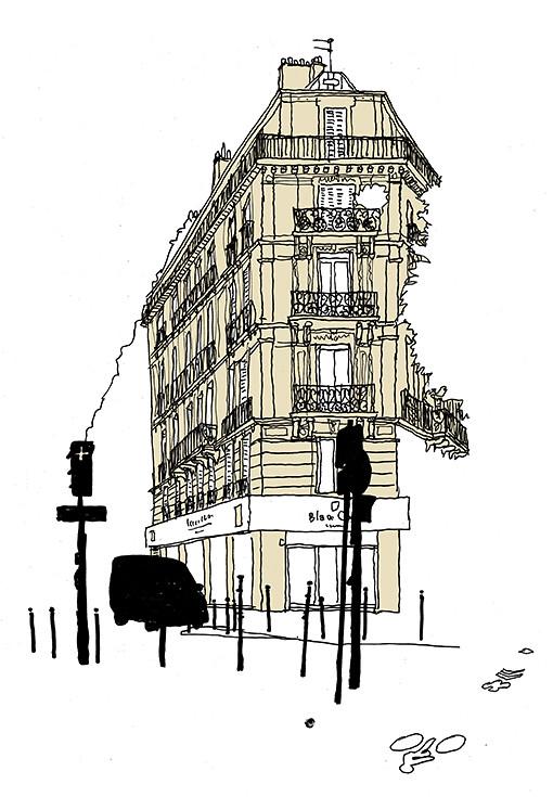 Paris, July 2021