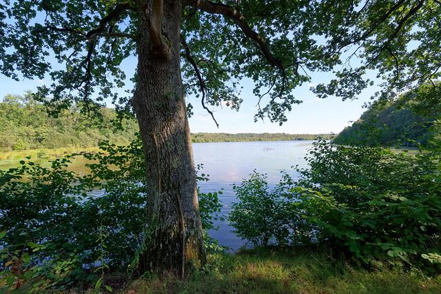 Guipereux lake