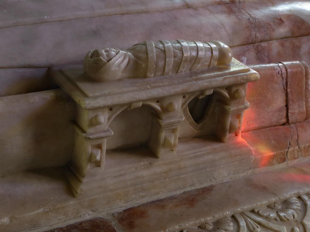 Baby, Brudenell Tomb, Stonton Wyville