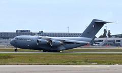 Qatar Emiri Air Force A7-MAC, OSL ENGM Gardermoen