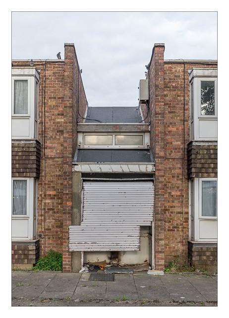 The Built Environment, Maryland, East London, England.