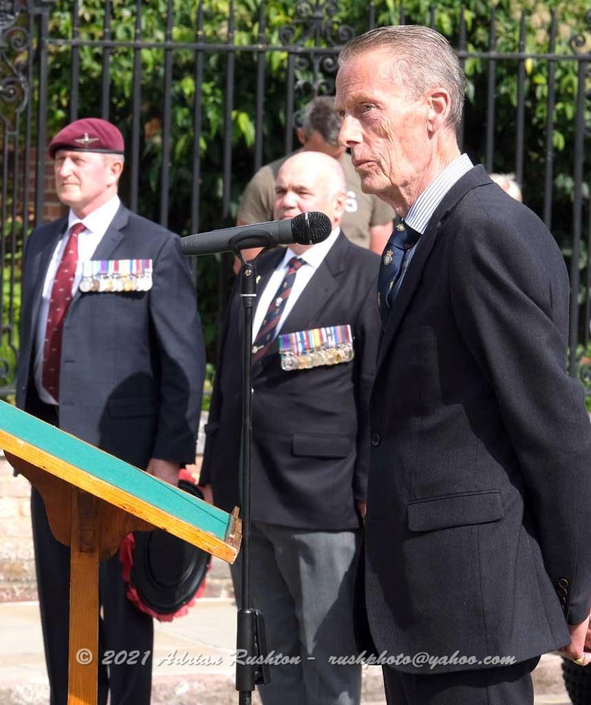 3828-36  Arnhem Commemoration 170921 Adrian Rushton