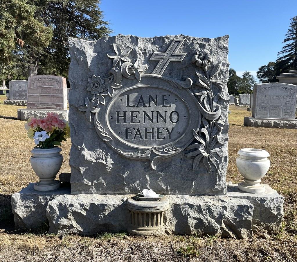 Lane Henno Fahey