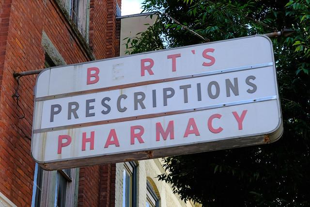 Bert's Pharmacy