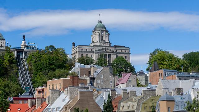 Vieux Québec, Old Québec, PQ, Canada - 06718