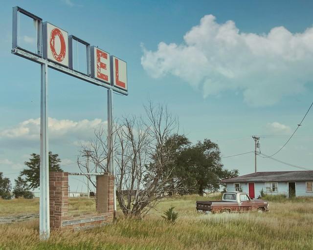 Abandoned Motel 4848 C