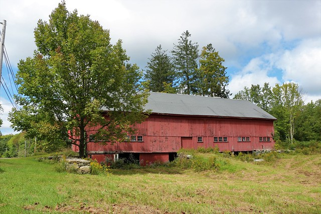 Barn in Barre – Barre, Massachusetts