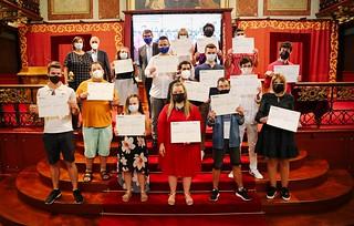 17/09/2021 - Deusto lanza la primera promoción de su título pionero para personas con discapacidad intelectual