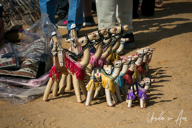 Toy Camels 7607