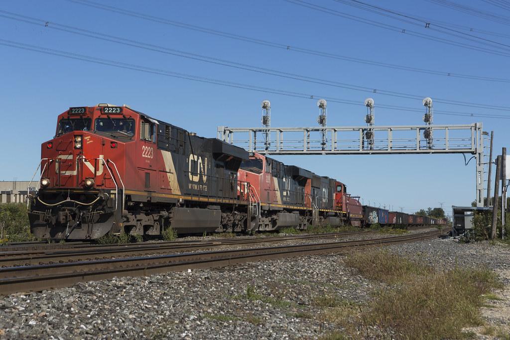 CN L570 Snider West