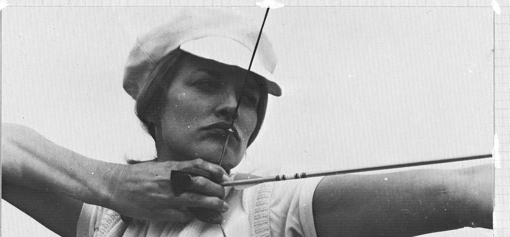 Moorabbin Archery Club 1980 Victorian Archers 777
