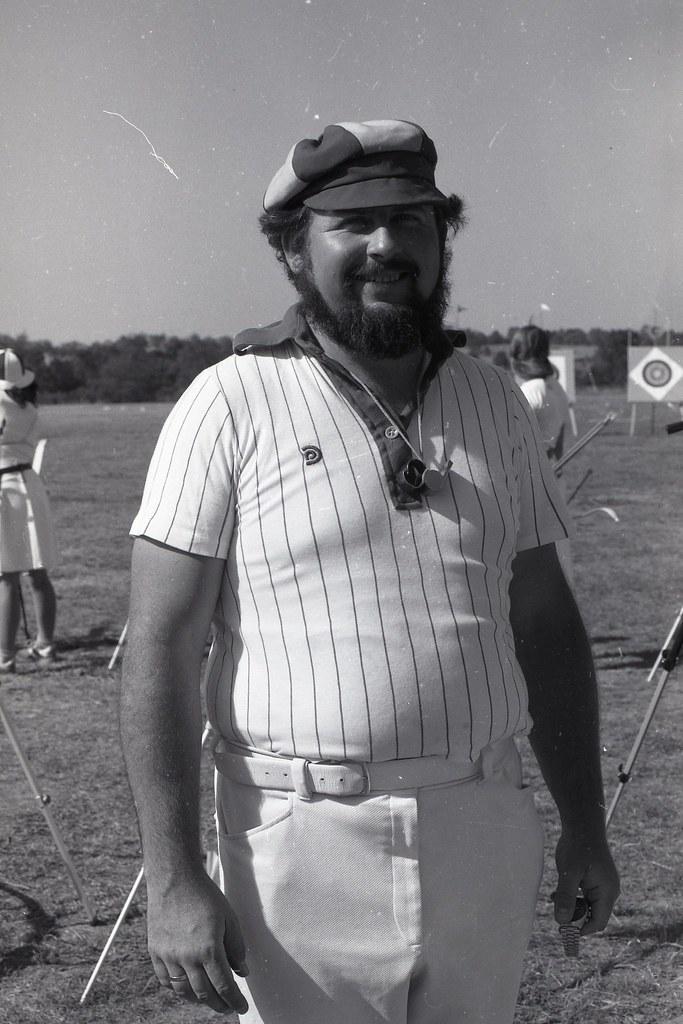 Moorabbin Archery Club 1980 Victorian Archers 771