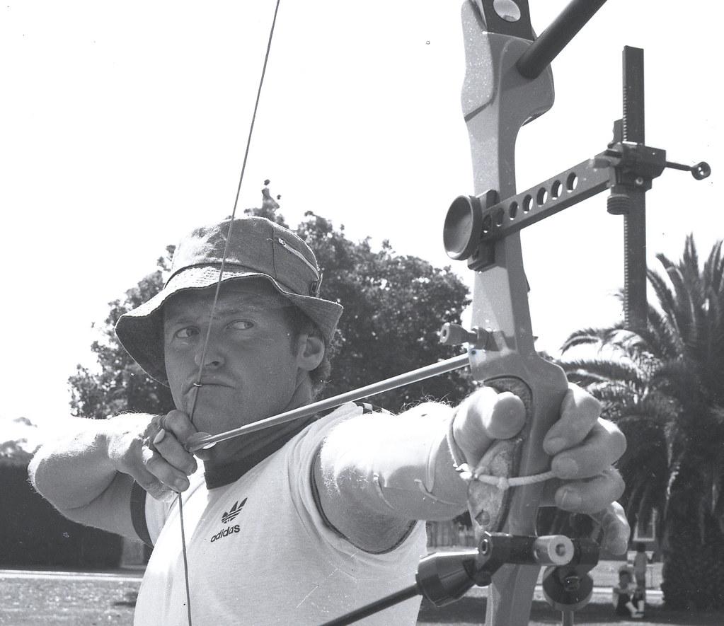 Moorabbin Archery Club 1980 Victorian Archers 778a