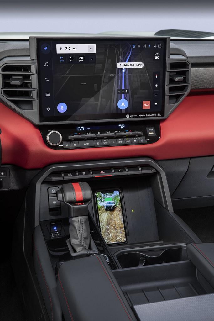 2022 Toyota Tundra Pickup: Technical Muscle